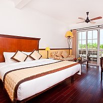 Victoria Can Tho Resort - Deluxe Room