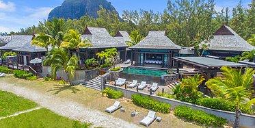 The St. Regis Villas Mauritius