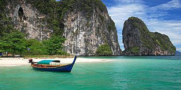 Bootsausflug in die Phang Nga Bucht inklusive Mittagessen