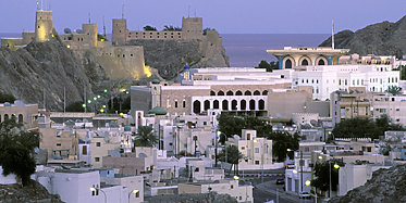 City-Tour Muscat