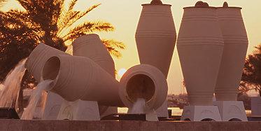 Doha Stadtrundfahrt