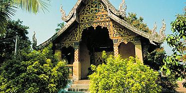 Doi Suthep, Tempel- und Stadtrundfahrt