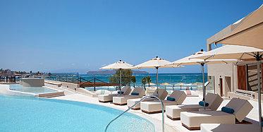 Kombination Kreta Ost und West