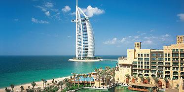 Dubai Stadtrundfahrt im Bus (Multilinguale Kopfhörer an Bord)