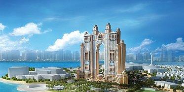 Fairmont Abu Dhabi Marina