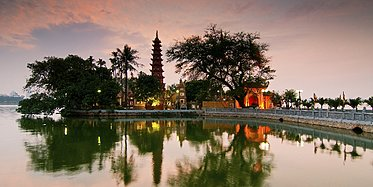 Hanoi Stadtrundfahrt (halbtägig)