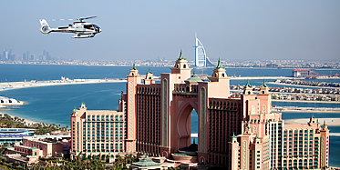 Helikopter Touren 15 bis 60 Minuten