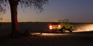Heritage Collection - Nachtsafari und Astronomie in der Wüste