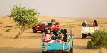 Heritage Collection - Wüstensafari mit Abendessen im Beduinencamp
