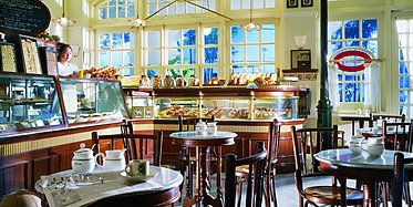 High Tea im Raffles Hotel