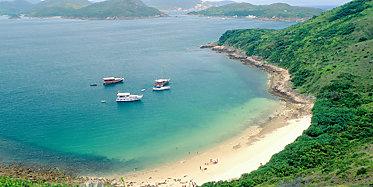 Inselrundfahrt auf Lantau