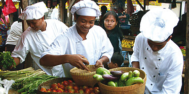 Kochkurs mit Marktbesuch in Nusa Dua