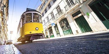 Kombination von Lissabon bis Porto