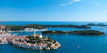 Kombination Gardasee - Venedig - Kroatien