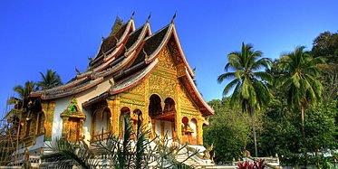 Rund um Luang Prabang: Die Stadt der tausend Tempel