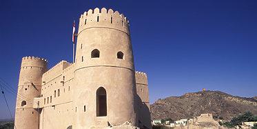 Oman Forts und Castles