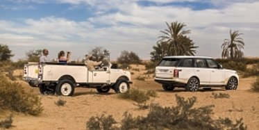 Platinum und Heritage Collection - Einzigartige Wüstenerlebnisse