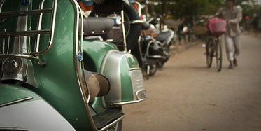 Streetfood Tour per Vespa