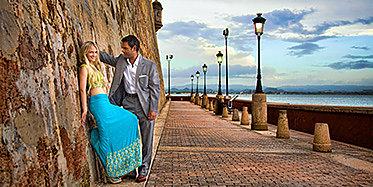 San Juan: Historische Schauplätze und Hollywood