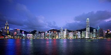 Stadtrundfahrt (Hong Kong Island)
