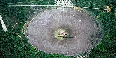 Tagestour - Arecibo Observatorium