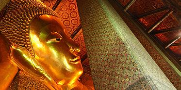Bangkok, die Stadt der Tempel