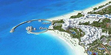 Hilton Salwa Beach Resort