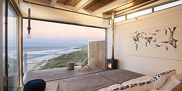 Lekkerwater Beach Lodge at De Hoop