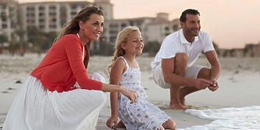 Familienurlaub: Erholsame Ferien für Groß und Klein