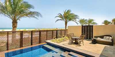 (2-BR) Beach View Suite Plunge Pool - Park Hyatt Abu Dhabi
