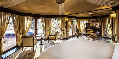 Al Sahari Pool Villa - The Ritz-Carlton, Al Wadi Desert