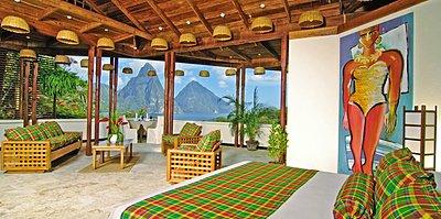 Premium Hillside - Anse Chastanet