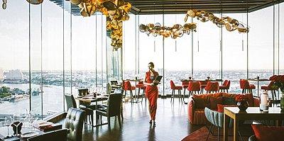 Attitude Restaurant - AVANI Riverside Bangkok Hotel
