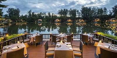 Tre Restaurant - Banyan Tree Phuket