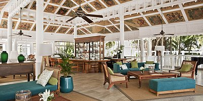 Bar Cavendish - Heritage Le Telfair Golf & Wellness Resort
