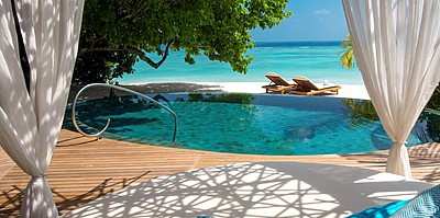 Beach Pool Villa - Milaidhoo Island Maldives