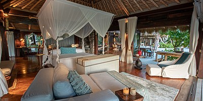 Beachfront Villa - North Island Resort