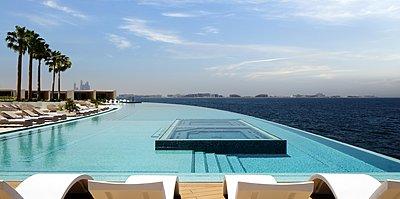 Burj Al Arab Jumeirah Infinity Pool