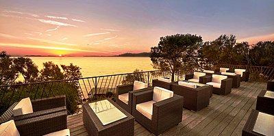 Capo D'Orso Hotel Thalasso & Spa - Außenterrasse
