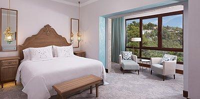 Classic Window Room - Castillo Hotel Son Vida