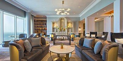 Club Lounge - The Ritz-Carlton, Doha