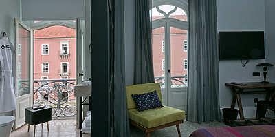 Deluxe Avenue Room - Lisboa 1908 Hotel