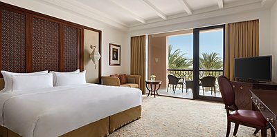 Deluxe Room - Shangri-La Al Husn Resort & Spa