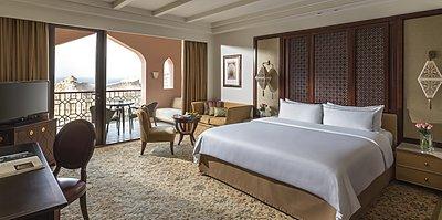Deluxe Room (Sea View) - Shangri-La Al Husn Resort & Spa