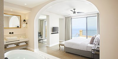 Deluxe Suite Private Pool - MarBella Nido Suite Hotel & Villas