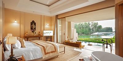 Seaside Pool Paradise Suite - Devasom Khao Lak Beach Resort & Villas