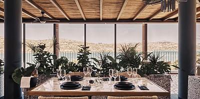 Tholos Restaurant - Domes of Elounda, Autograph Collection