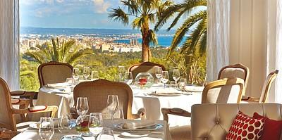 Es Castell Restaurant - Castillo Hotel Son Vida