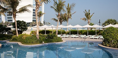 Executive Pool - Jumeirah Beach Hotel