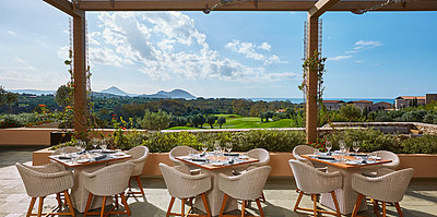 Flame Restaurant - The Westin Resort Costa Navarino